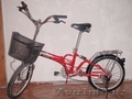 Велосипед!!! Корейский!