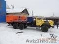 АЦ-32 на шасси Камаз/Урал